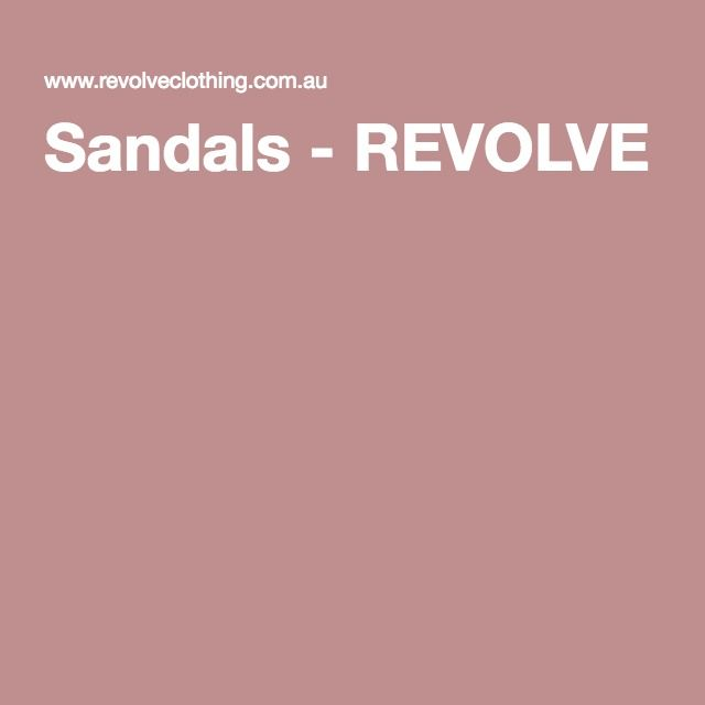 Sandals - REVOLVE