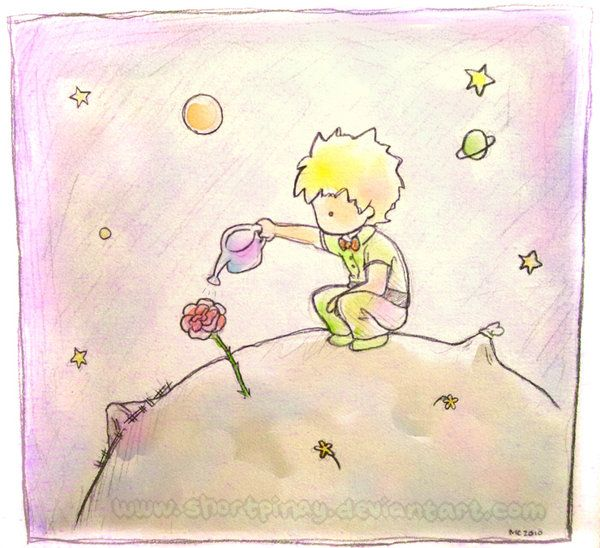 Day 306: Le Petit Prince by =shortpinay on deviantART