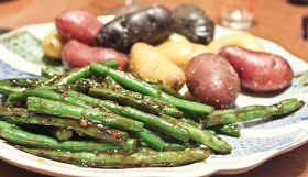 Foodology: Chinese 5-spice pork tenderloin with schezuan green beans