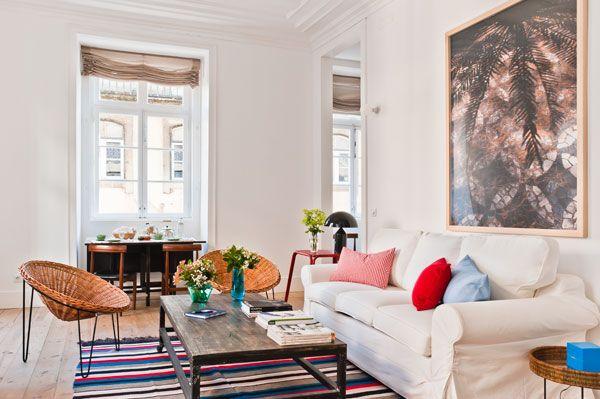 Baixa House - Appartements avec services à louer à Lisbonne ::: second floor