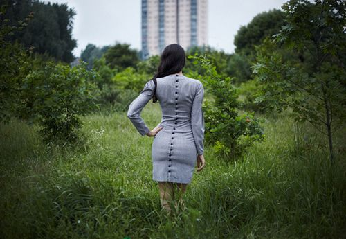 more pics in comments.  for some reason i prefer this crop, to having the tower block complete in the frame.  More of Maria in Hackney - taken me ages to finally get back on here to share more - been busy organising my solo East London show and counting out my £s to fill its walls with new lavish prints. You're invited to the launch on 5th August, RSVP on Facebook by clicking this link.  Or, if are you in Chicago - I'm exhibiting there  right now too.  I was very much inspired by the work of…