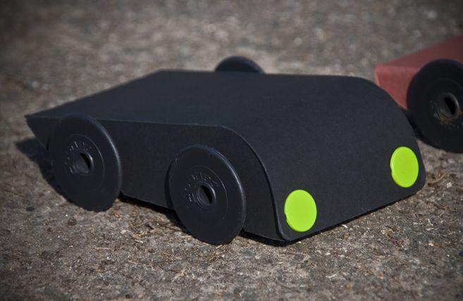 GoCarta - Cardboard Toy Car - aqaupotabile.com