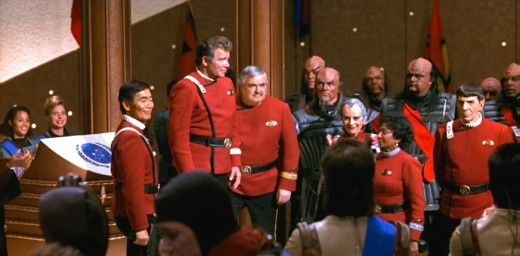 Star Trek VI The Undiscovered Country (1991) - Illustrated Reference | hubpages