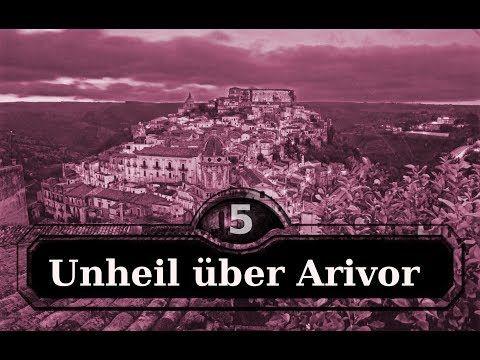 [DSA 5] Unheil über Arivor #1 - YouTube