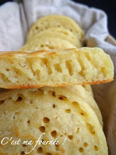 C'est ma fournée !: The crumpets