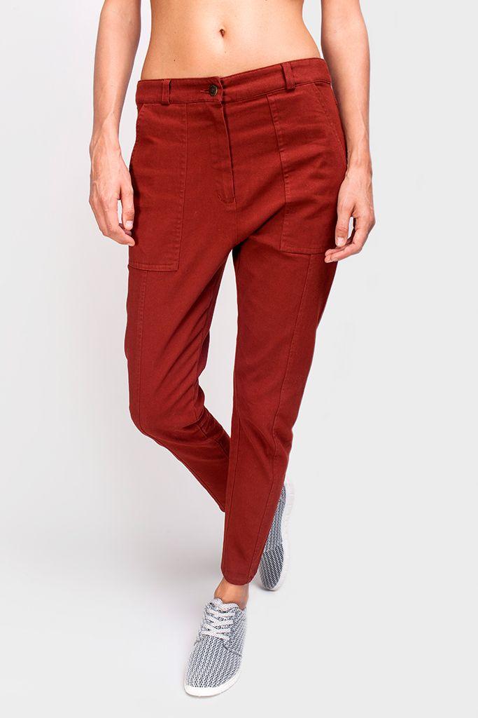Spodnie damskie Szok