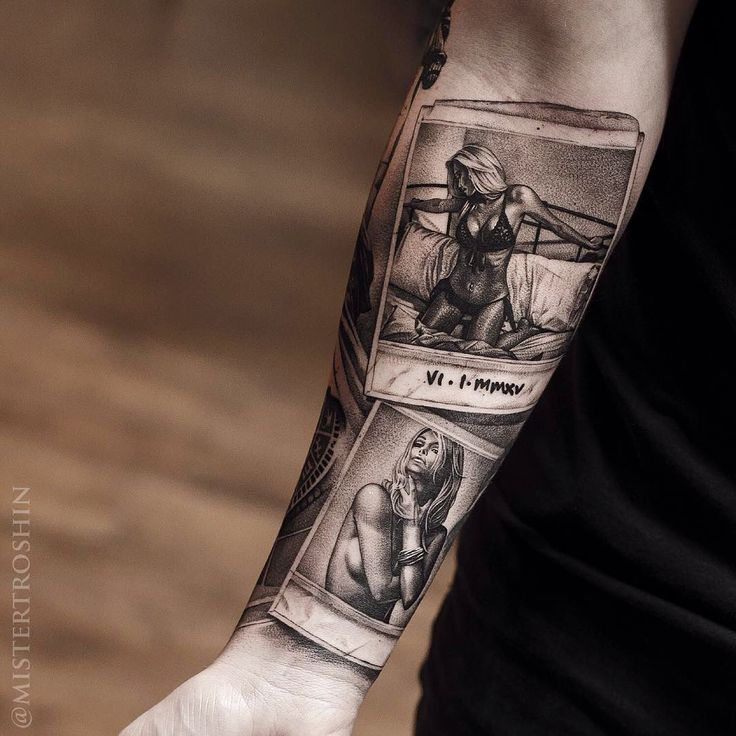 tattoo by Mistertroshin