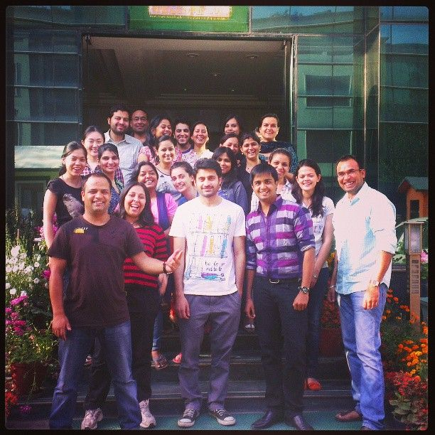 Organized a Advanced Social Media workshop for MSL India team.