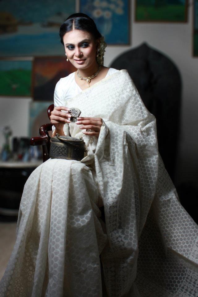 Jamdani | ~::Tangail Saree Kutir Ltd.::~ #Bangladesh