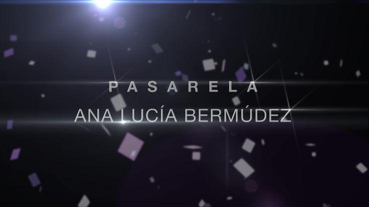 Pasarela Ana Lucía Bermúdez (CaliExposhow 2015)  www.CityCali.com