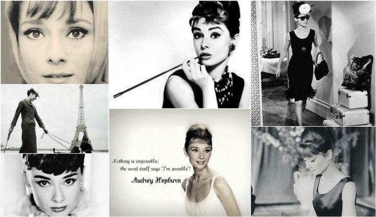Συμβουλές για τη ζωή απ΄την Audrey Hepburn Πρότυπο ομορφιάς, φινέτσας και προσωπικότητας.