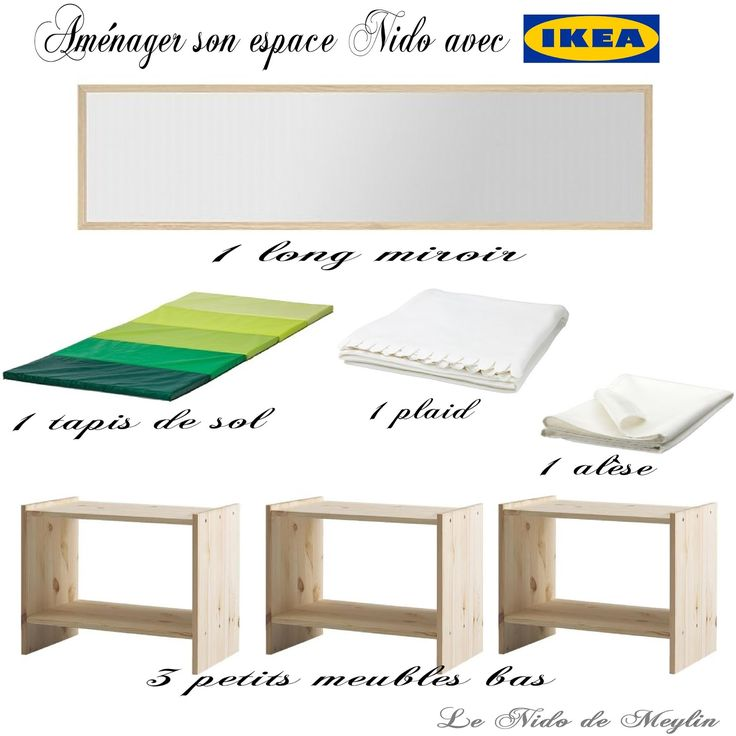 les 25 meilleures id es de la cat gorie ikea montessori sur pinterest. Black Bedroom Furniture Sets. Home Design Ideas
