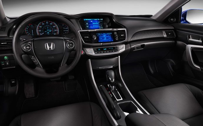 The new Accord is loaded with intelligent technology that's intuitive and easy to use.