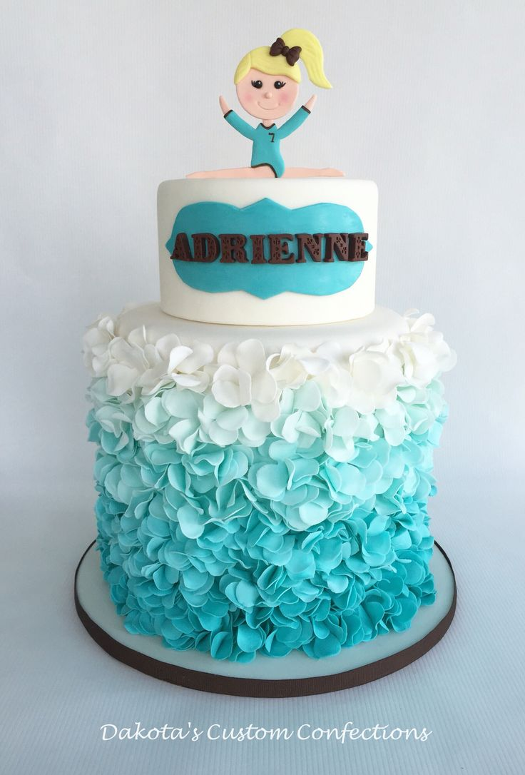 Best Cakes Images On Pinterest Birthday Cakes Beautiful - 11th birthday cake ideas