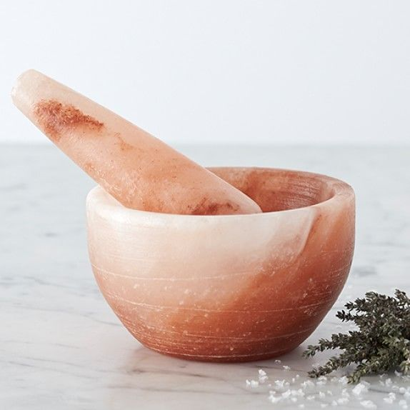 Himalayan Salt Mortar and Pestle