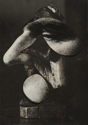 Raoul Haussman 1946 fotomontage