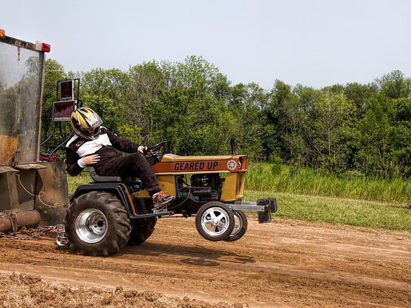 17 Best Images About Garden Tractor On Pinterest Gardens