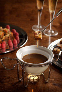 Everyone loves chocolate, especially when they can dip their favorite treats in it! This easy chocolate fondue recipe will become a family favorite.