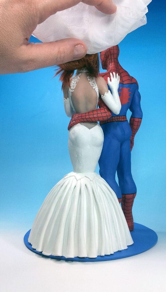 Best 25 Superhero Wedding Cake Ideas On Pinterest
