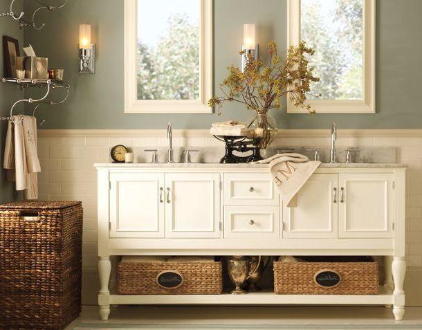 pinterest pottery barn bathroom furniture and bathroom vanities