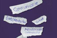 Dromen mag toch? Daarom deze blog... Wens: werk vinden op het gebied van arbeidsmarktcommunicatie. Help jij me op weg?