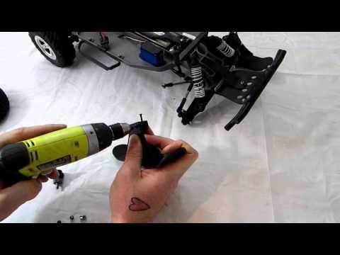 T-BONE RACING SNOW SKIS - TRAXXAS RUSTLER, VXL, XL5 – Fast Lap Hobby