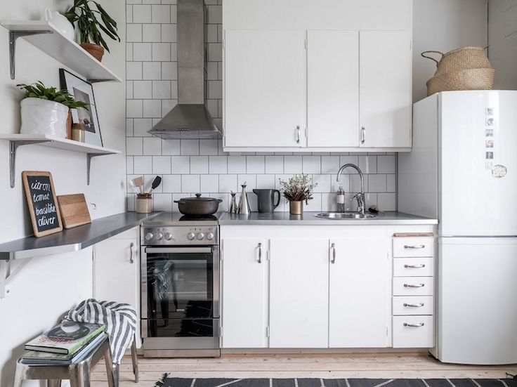 This Lovely Swedish Home Is One Of Those Cosy, Little Apartments That Has  Everything You