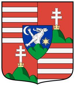 Coa Hungary Country History John I of Hungary (Szapolyai) (1526-1540).svg