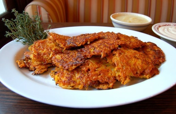 Sweet Potato Latkes Recipe dinner-ideas~OMG!!!!
