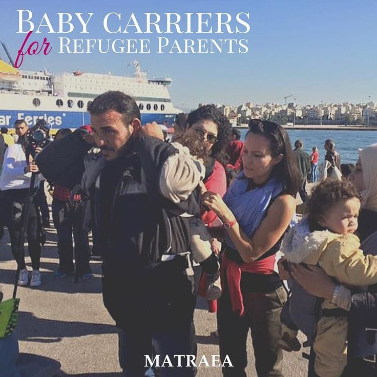 Carry The Future is an organization that collects and distributes baby & toddler carriers to Syrian refugee parents. We have agreed to collect donated carriers (not slings or wraps) that will be taken to Greece and given out to refugees in need. Learn more by visiting http://ift.tt/1Ih4B4G. If you would like to donate a carrier please drop it off at Matraea Mercantile at 170 Craig St in Duncan BC