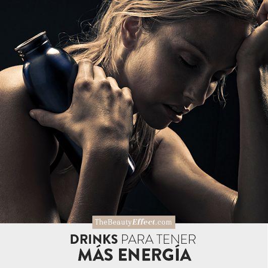 Sentirse sin energía es horrible, acabar con esto puede ser más fácil de lo que pensaron tomando estos drinks que les proponemos. >>> http://bit.ly/2qfeJwN