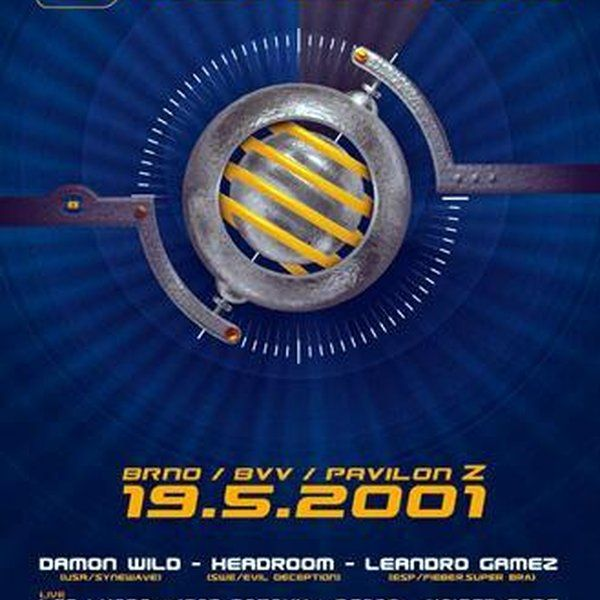 """Check out """"Headroom @ Orion Hall 08 (19.05.2001) part 2"""" by RETRO PARTY CZ on Mixcloud"""