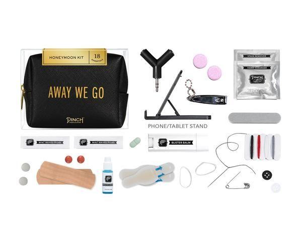 Honeymoon Kit - Packing