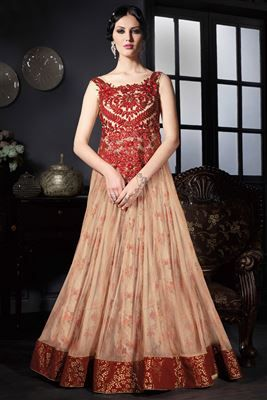 Indo Western Gowns Online | Buy Evening Gowns India
