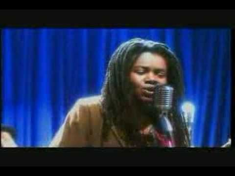Tracy Chapman - Give me one reason  .  .  I don't want no one to squeeze me, they might take away my life  I just want someone to hold me and rock me through the night :)