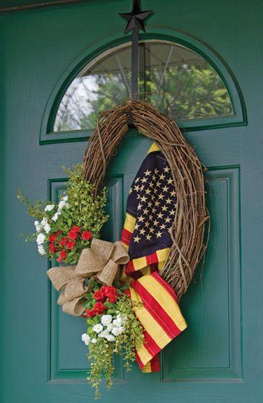 Oval Grapevine Wreath - Kruenpeeper Creek Country Gifts ...
