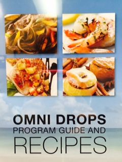 What are the ingredients in Omnitrition drops?