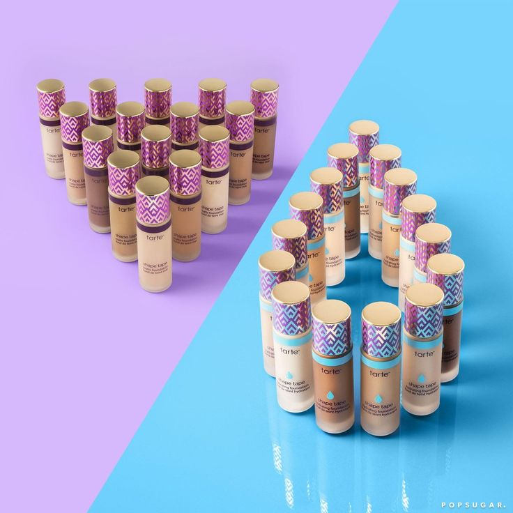 Yes, Tarte Shape Tape Foundation Is Launching — and We Have Every Single Detail (Exclusive!)