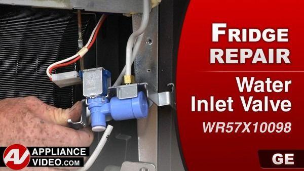 ge refrigerator water inlet valve  inlet valve ge