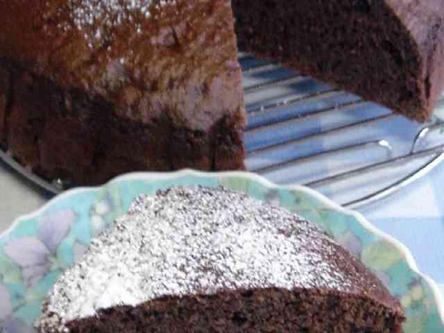 ノンオイルで簡単♪おから☆チョコ・ケーキの画像