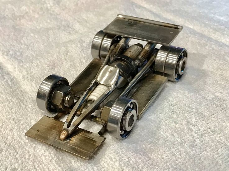 Indy/Formula One Race Car
