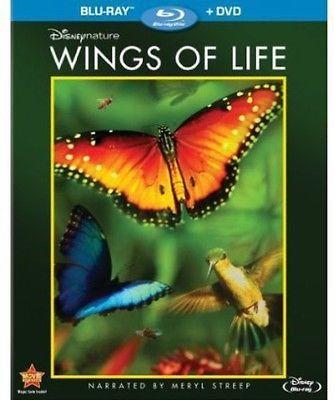 Disneynature:+Wings+of+Life+[2+Discs]+Blu-ray