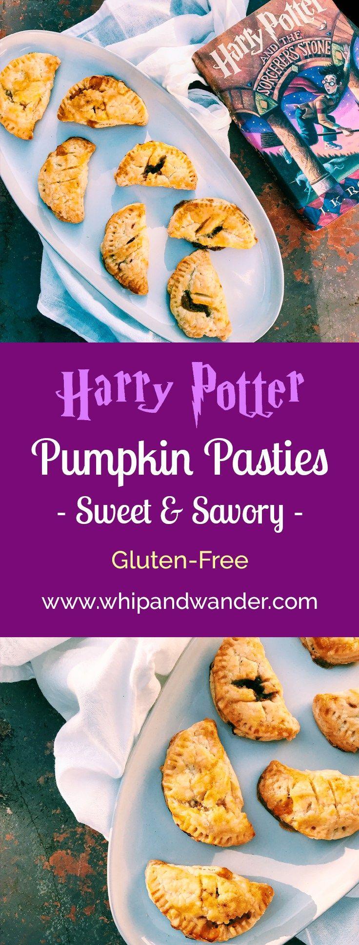 Pumpkin Pasties Sweet And Savory Versions Recipe Pumpkin Pasties Pumpkin Spice Recipe Gluten Free Pumpkin