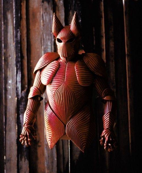 Armour from Bram Stoker's Dracula Costume Design by Eiko Ishioka