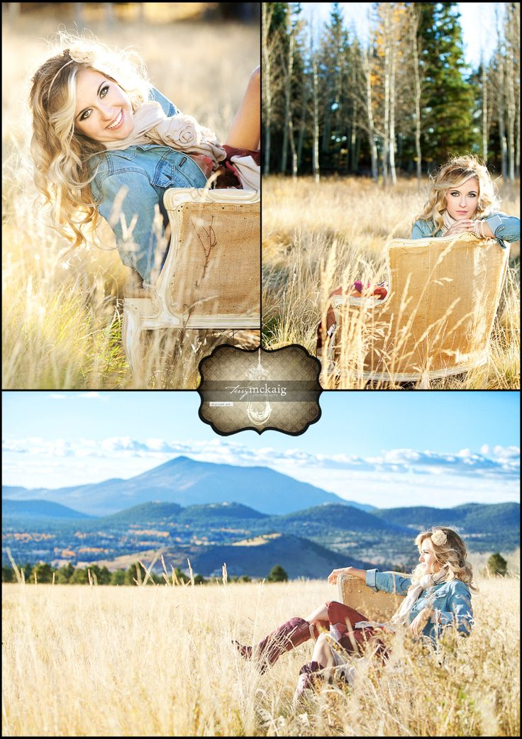 Fall is the perfect time for these type of scenes  Country senior phoenix senior photography