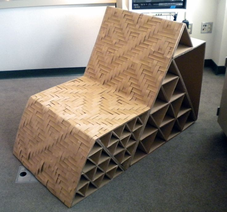 Cardboard Chair Danni Design 46 best