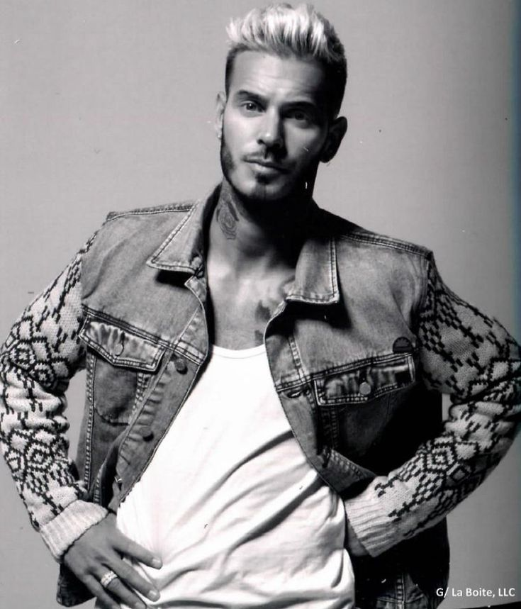 Photoshoot réedition ALPDB M.Pokora