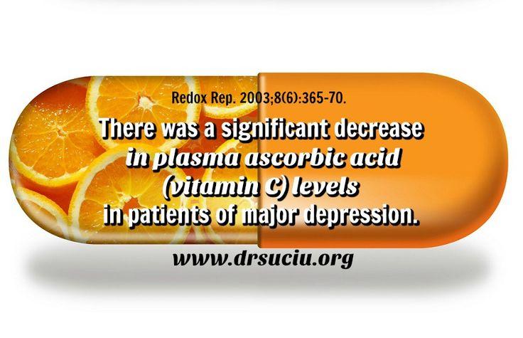 Picture drsuciu Vitamin C and depression