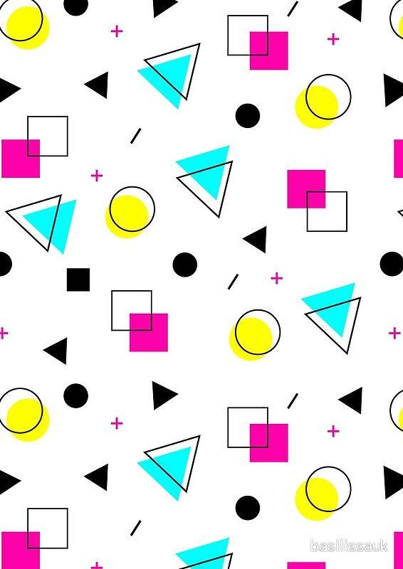 Memphis Design | Modern - Minimalist Art in 2019 | Memphis