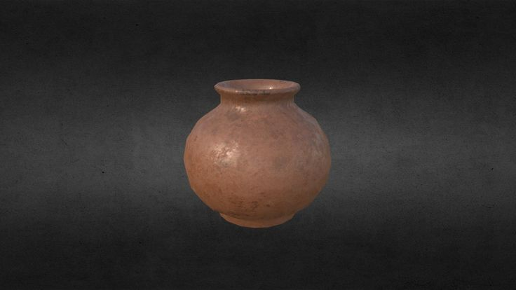 clay pot by gromorg